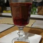 Truskawkowa gorąca czekolada