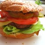 Hamburger na Walentynki?