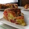 Ciasto biszkoptowe z truskawkami i czereśniami