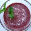 Koktajl jagodowo - truskawkowy