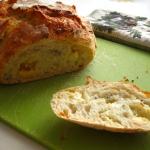 Chleb serowy dla leniwych