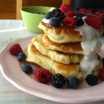 Słynne pancakes