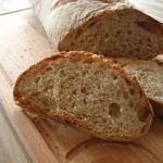 Chleb wiejski dla każdego - Pain rustique