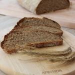 Chleb pszenny razowy - na zakwasie