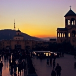 Kucharenka w Tbilisi