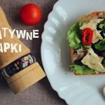 Kreatywne kanapki: pstrąg wędzony, gorgonzola, fenkuł
