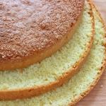 Biszkopt genueński i propozycja tortu