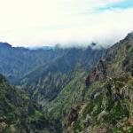 Madera - wędrówka po górskich szczytach