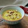 Krem kalafiorowy z masłem orzechowym