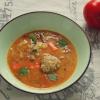 Jakubiak lokalnie: Zupa ogórkowa z pulpetami z jesiotra