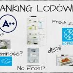 Jak wybrać dobrą lodówkę? Ranking lodówek do zabudowy
