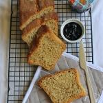 Łatwy 100% chleb orkiszowy