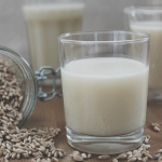 Domowe mleko orkiszowe