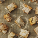 Maamoul - libańskie ciasteczka daktylowe, orzechowe i pistacjowe