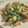 Makaron z serem i cebulką, czyli pomysł na szybki i tani obiad