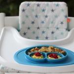 BLW i rozszerzanie diety niemowlaka - krzesełko i inne przydatne gadżety