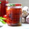 Suszone pomidory i przetwory pomidorowe z wyciskarki (i nie tylko!)