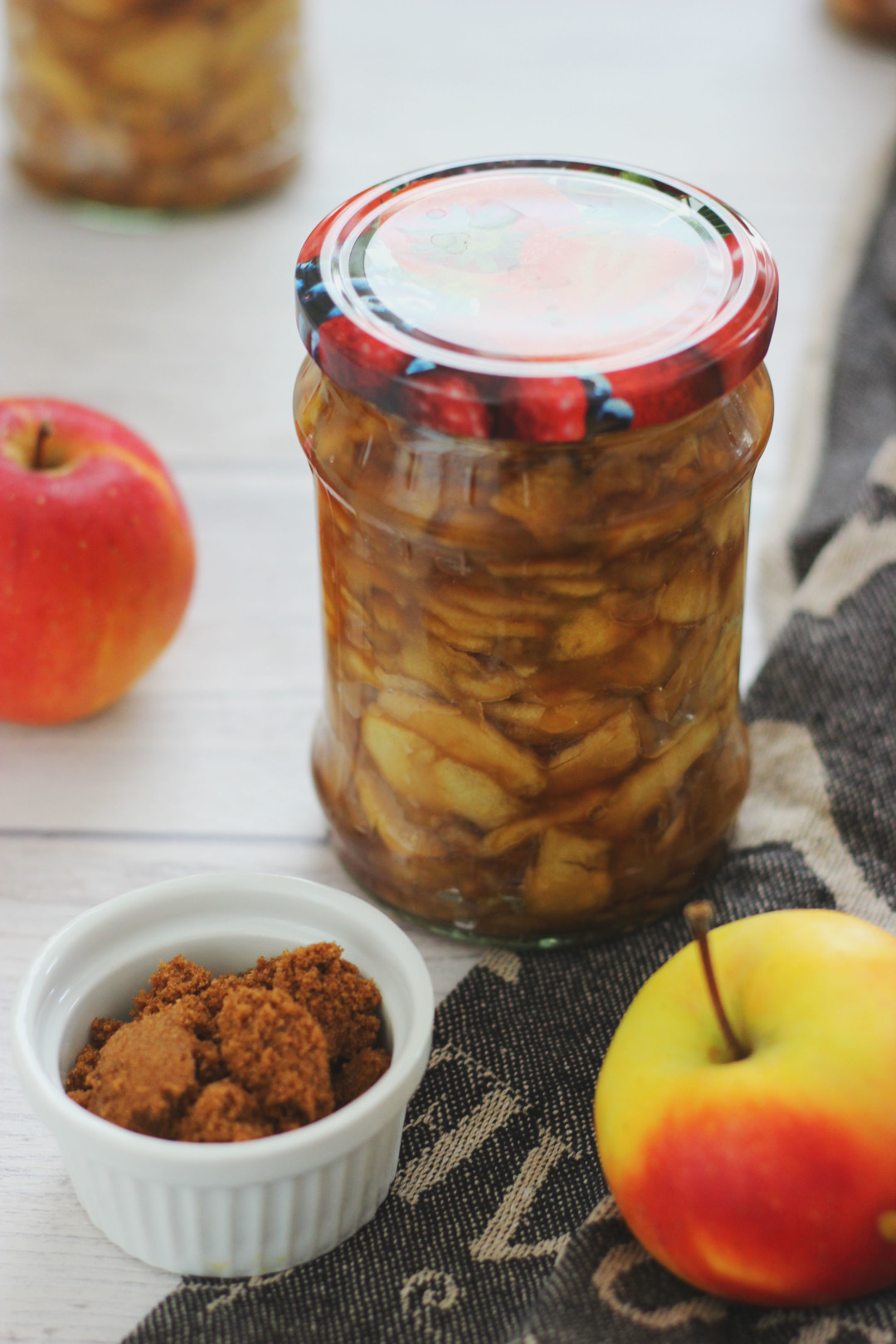 co zrobić z jabłek