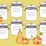 Weekly Meal Planner 2colb